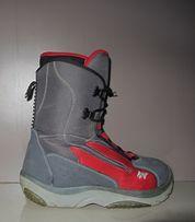 QUECHUA buty snowboardowe roz. 38, 24CM