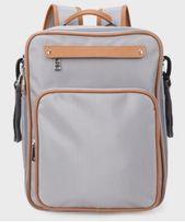 Рюкзак органайзер для мам + пеленальный матрасик и термосумочка