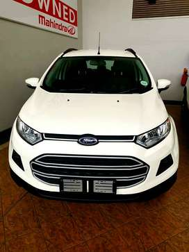 ord Eco Sport 1.5 TD Trend 2017 sale @ R215 000. 00