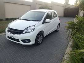2016 Honda Brio iV-tech is available