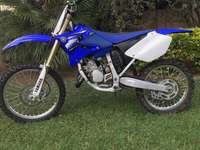 Yamaha YZ125 Engine 2012 for sale  South Africa