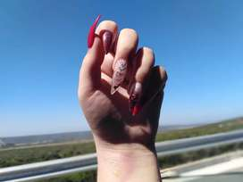 Gel overlay on hands and toes only R200