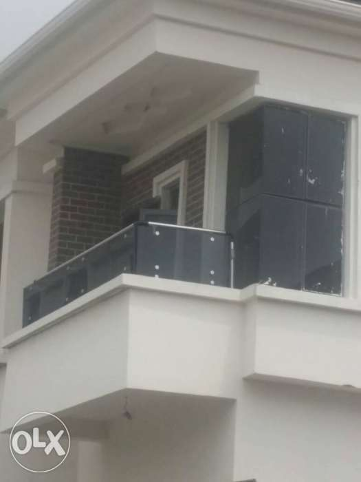 Super brand new Miniflat apartment at osapa London for N1.3m 0