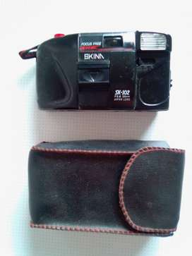 Film Cameras. Two to choose from. With carrying pouches.