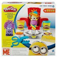 Игровой набор Play-Doh Миньоны в парикмахерской