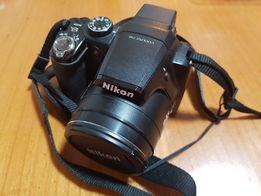 Nikon coolpix P90 фотоаппарат + сумка для фотоаппарата в подарок