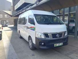 NISSAN  TAXI BUS  2015 MODEL