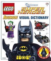 Супер герои ЛЕГО Бэтмэн (книга+фигурка) LEGO Batman