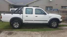 2006 Double cab Ford Ranger