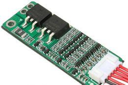 BMS 5S 21В 15A Контролер заряду розряду Li-ion батарей, балансування