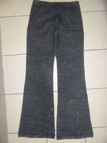Spodnie dżinsy z USA pas 72