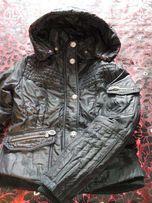 Курточка-пуховик подростковая (снизила цену)