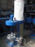 вытяжка стружкопылесос аспирация 220 В от производителя