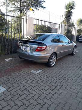 C230 coupe.