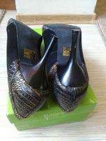 Женские туфли 38.5 размер