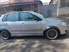 VOLKSWAGEN POLO BUJWA 2.0 WITH LEATHER INTERIOR DESIGN