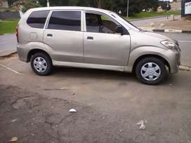 2007 Toyota Avanza, 7seater, leather interior, manual