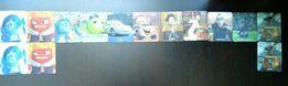 Карточки Disney из Варуса, Ледниковый период и Мыслями навыворот