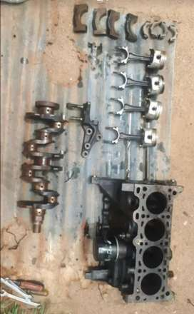 Engine spares for Mazda 323, (B3) for sale