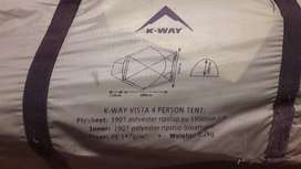Kway Vista 4 Person Tent