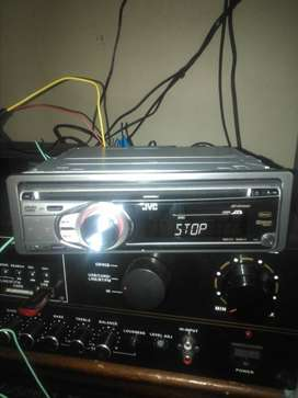 Jvc car dvd player with remote