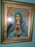 """Парні ікони """" Серце Богородиці - Серце Ісуса"""""""
