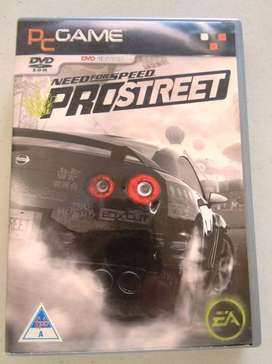 PC Game for sale - NFS Prostreet (Good Condition)