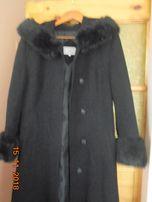 damski płaszcz z kapturem 40 zł