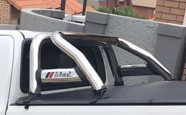 Dakar Roll Bar & Tonneau Cover