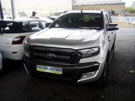 2018 Ford Range Double Cab 4x2 3.2 Y Track