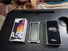 Samsung Galaxy A50 Black excellent condition