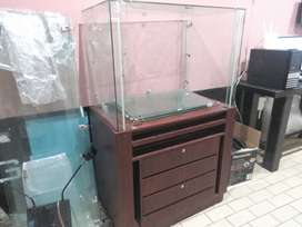 Store display cabinet /drawer box