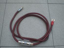 Силовой проводов (кабель) подключения автомобильного усилителя.