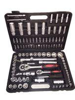 Набор инструментов LEMFORDER 108 едениц головки ключи биты трещотка