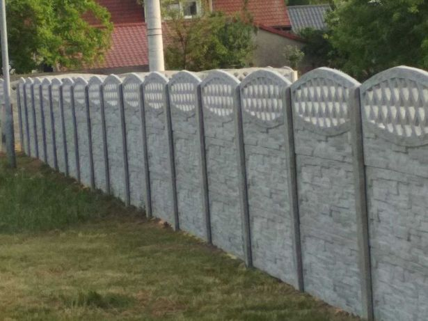 Ogrodzenie betonowe montaz produkcja Stary Kisielin - image 3