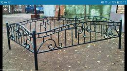 Сварные решетки , оградки, ворота, козырьки, калитки