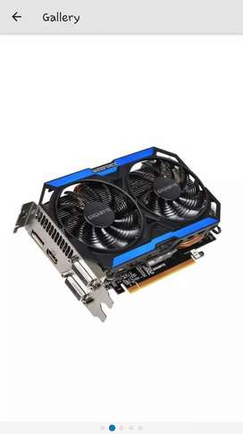 Nvidia GeForce GTX 960 2GB graphics card