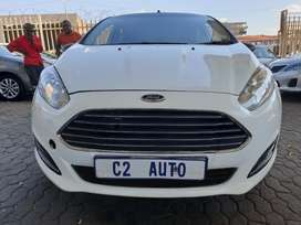 2015 Ford Fiesta 1.0 Ecoboost Automatic