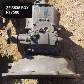 ZF S535 GEARBOX