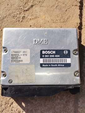 BMW DME Electronic Control Unit (Computer box)