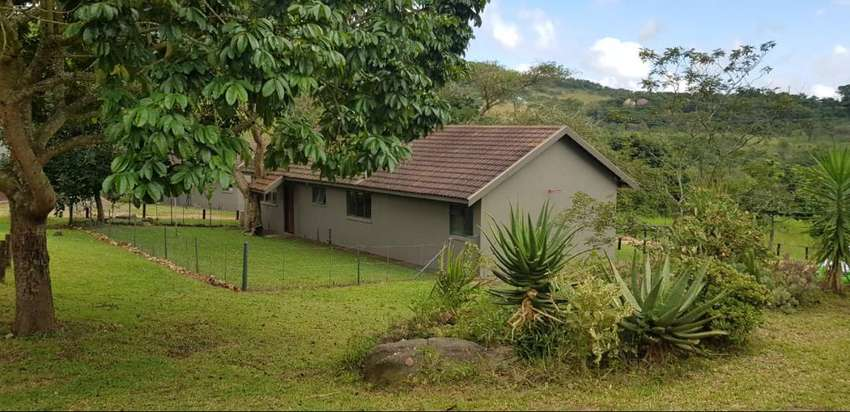House to rent 8 km outside Nelspruit 0