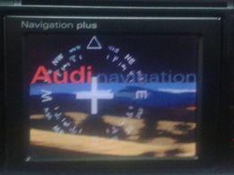 Rns D Navigation Plus Audi wyświetlacz LCD