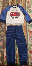 Пижама Mothercare 4-5T