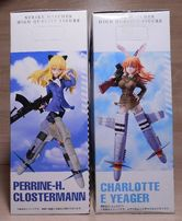 Figurki Anime Strike Witches : Perrine Clostermann / E Yeager