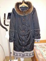 Пальто утепленное (курточка удлиненная)