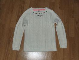 sweter dziewczęcy 140-146 Smyk