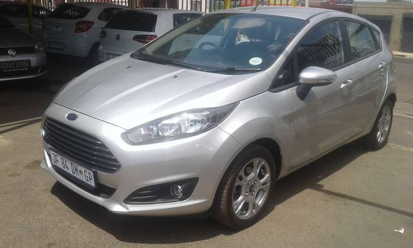 2016 Ford Fiesta Ecoboost A/T