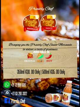 Priestly Chef Souce -Marinade