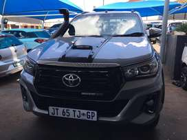 Toyota Hilux 2.8GD-6 Legend-50 4x4 automatic