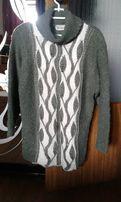 Женские свитера на любую погоду большого размера